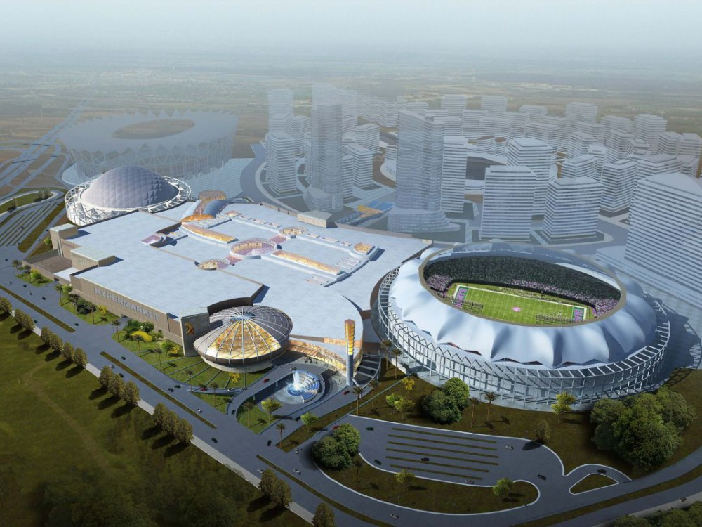 Arena Mall, Dubai Sports City