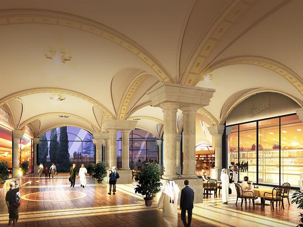Residential Hub, Dubai