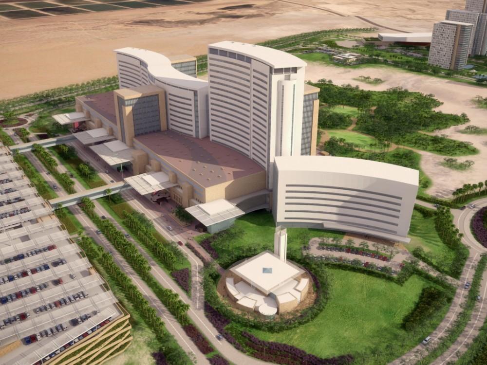 KKMC Main Hospital, Saudi Arabia