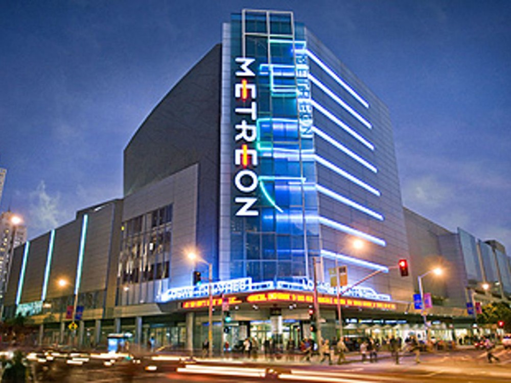 The Metreon Commercial Hub, San Francisco