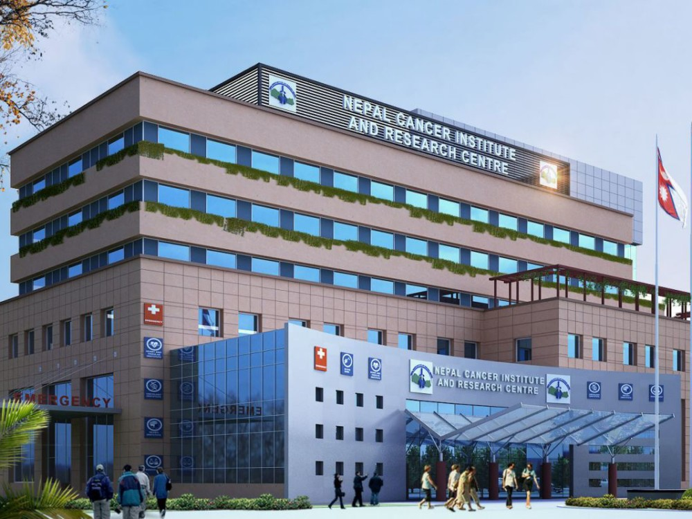 Nepal Cancer Institute and Research Centre, Nepal