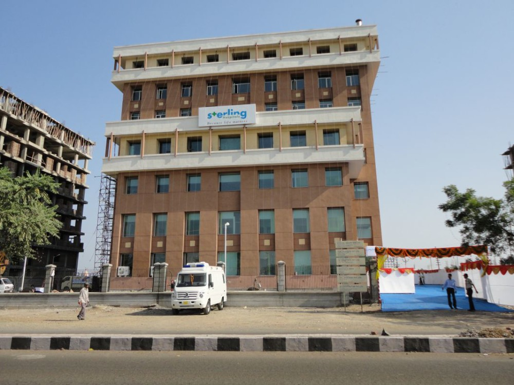 Sterling Hospital, Gujarat