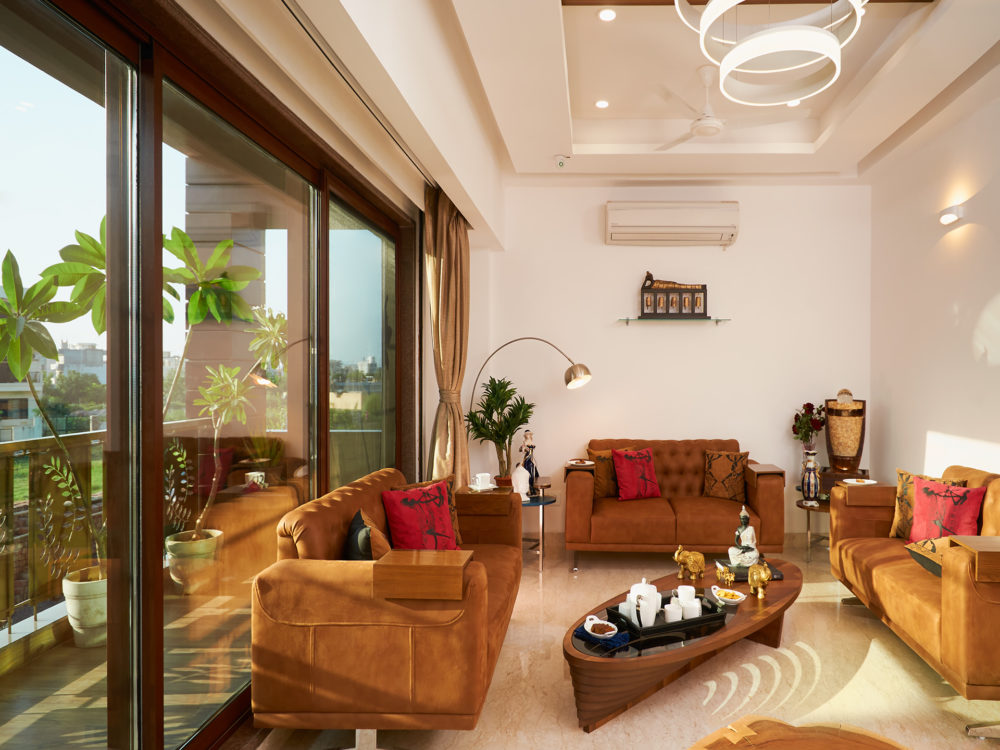 Architect's Residence, Gurgaon